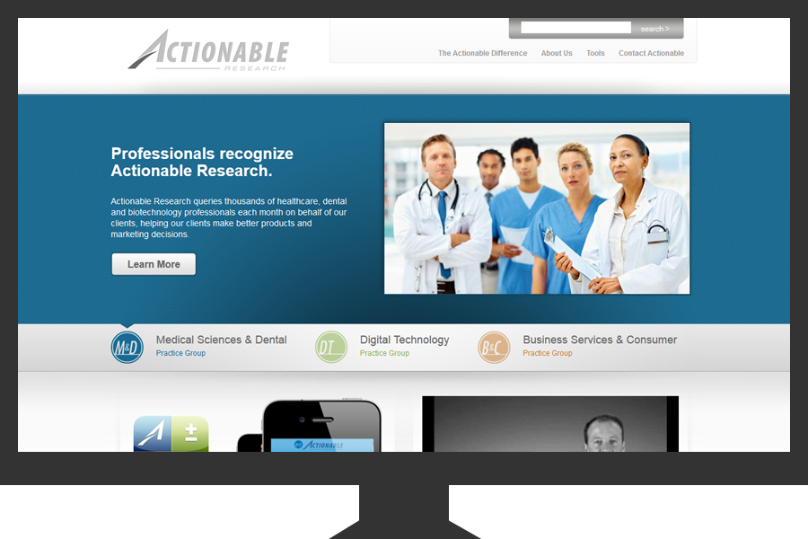 Actionable Research 1.0