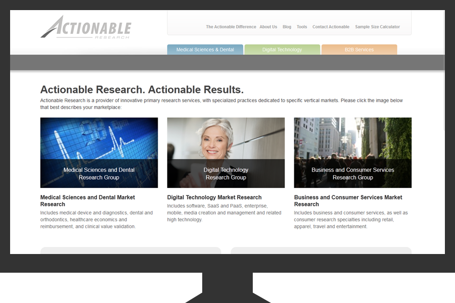 Actionable Research 2.0